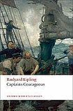 Oxford University Press Oxford World´s Classics Captains Courageous cena od 158 Kč