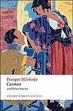 Oxford University Press Oxford World´s Classics Carmen and Other Stories cena od 322 Kč