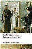 Oxford University Press Oxford World´s Classics Crime and Punishment cena od 148 Kč