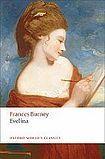 Oxford University Press Oxford World´s Classics Evelina cena od 148 Kč