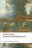 Oxford University Press Oxford World´s Classics Far From the Madding Crowd cena od 115 Kč
