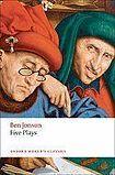 Oxford University Press Oxford World´s Classics Five Plays n/e cena od 262 Kč