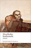 Oxford University Press Oxford World´s Classics Frankenstein (1818 text) cena od 89 Kč