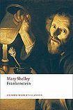 Oxford University Press Oxford World´s Classics Frankenstein (1831 text) cena od 117 Kč