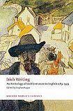 Oxford University Press Oxford World´s Classics Irish Writing: An Anthology of Irish Literature in English 1789-1939 cena od 181 Kč