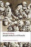 Oxford University Press Oxford World´s Classics Joseph Andrews and Shamela cena od 158 Kč