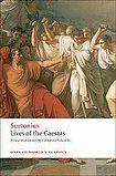 Oxford University Press Oxford World´s Classics Lives of the Caesars cena od 331 Kč