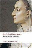 Oxford University Press Oxford World´s Classics Measure for Measure cena od 131 Kč