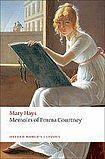 Oxford University Press Oxford World´s Classics Memoirs of Emma Courtney cena od 173 Kč