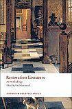 Oxford University Press Oxford World´s Classics Restoration Literature An Anthology cena od 335 Kč