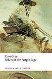 Oxford University Press Oxford World´s Classics Riders of the Purple Sage cena od 119 Kč