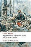 Oxford University Press Oxford World´s Classics Rights of Man, Common Sense, and Other Political Writings cena od 131 Kč