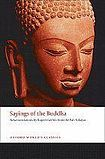 Oxford University Press Oxford World´s Classics Sayings of the Buddha cena od 181 Kč