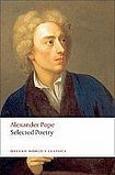 Oxford University Press Oxford World´s Classics Selected Poetry ( Pope) cena od 223 Kč