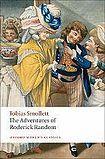 Oxford University Press Oxford World´s Classics The Adventures of Roderick Random cena od 173 Kč