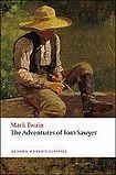 Oxford University Press Oxford World´s Classics The Adventures of Tom Sawyer cena od 115 Kč