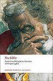 Oxford University Press Oxford World´s Classics The Bible: Authorized King James Version cena od 262 Kč
