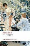 Oxford University Press Oxford World´s Classics The Europeans cena od 131 Kč
