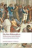 Oxford University Press Oxford World´s Classics The First Philosophers: The Presocratics and Sophists cena od 315 Kč