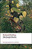 Oxford University Press Oxford World´s Classics The Jungle Books cena od 148 Kč
