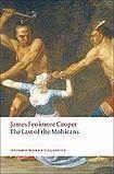 Oxford University Press Oxford World´s Classics The Last of the Mohicans cena od 155 Kč