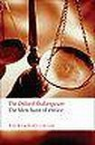 Oxford University Press Oxford World´s Classics The Merchant of Venice cena od 131 Kč