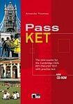 BLACK CAT - CIDEB Pass KET Student´s Book with KET Practice Test and Audio CD cena od 288 Kč
