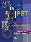 BLACK CAT - CIDEB PASS PET REVISED STUDENT´S BOOK + WORKBOOK + CDs /2/ cena od 360 Kč