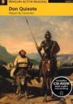 Penguin Longman Publishing Penguin Active Reading 2 Don Quixote Book + CD-Rom Pack cena od 0 Kč