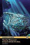 Penguin Longman Publishing Penguin Readers 1 20,000 Leagues Under the Sea cena od 142 Kč