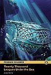 Penguin Longman Publishing Penguin Readers 1 20,000 Leagues Under the Sea Book + CD Pack cena od 176 Kč