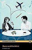 Penguin Longman Publishing Penguin Readers 1 Karen and the Artist cena od 142 Kč