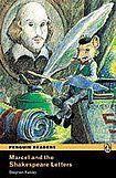 Penguin Longman Publishing Penguin Readers 1 Marcel and the Shakespeare Letters Book + CD Pack cena od 166 Kč