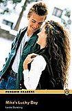 Penguin Longman Publishing Penguin Readers 1 Mike´s Lucky Day cena od 142 Kč
