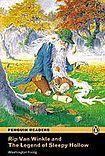 Penguin Longman Publishing Penguin Readers 1 Rip Van Winkle a The Legend of Sleepy Hollow Book + CD Pack cena od 166 Kč