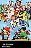 Penguin Longman Publishing Penguin Readers 1 Six Sketches Book + CD Pack cena od 166 Kč