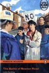 Penguin Longman Publishing Penguin Readers 1 The Battle of the Newton Road Book + CD Pack cena od 166 Kč