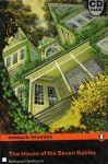 Penguin Longman Publishing Penguin Readers 1 The House of the Seven Gables Book + CD Pack cena od 166 Kč