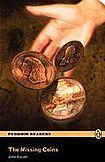 Penguin Longman Publishing Penguin Readers 1 The Missing Coins Book + CD Pack cena od 142 Kč
