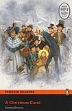 Penguin Longman Publishing Penguin Readers 2 A Christmas Carol Book + MP3 audio CD Pack cena od 173 Kč