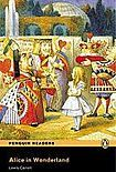 Penguin Longman Publishing Penguin Readers 2 Alice in Wonderland cena od 157 Kč