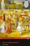 Penguin Longman Publishing Penguin Readers 2 Alice in Wonderland Book + MP3 audio CD Pack cena od 153 Kč