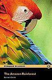 Penguin Longman Publishing Penguin Readers 2 Amazon Rainforest Book + MP3 Audio CD Pack cena od 174 Kč