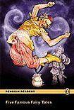 Penguin Longman Publishing Penguin Readers 2 Five Famous Fairy Tales Book + MP3 Audio CD cena od 178 Kč