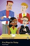Penguin Longman Publishing Penguin Readers 2 Five Plays for Today cena od 157 Kč