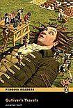 Penguin Longman Publishing Penguin Readers 2 Gulliver´s Travels Book + MP3 audio CD Pack cena od 178 Kč