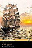 Penguin Longman Publishing Penguin Readers 2 Kidnapped Book + CD Pack cena od 185 Kč