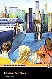 Penguin Longman Publishing Penguin Readers 2 Lost in New York Book + MP3 audio CD Pack cena od 178 Kč