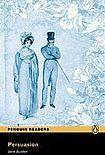 Penguin Longman Publishing Penguin Readers 2 Persuasion Book + MP3 audio CD Pack cena od 173 Kč