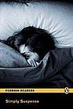 Penguin Longman Publishing Penguin Readers 2 Simply Suspense Book + CD Pack cena od 194 Kč